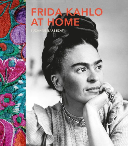 Cover, Frida at Home