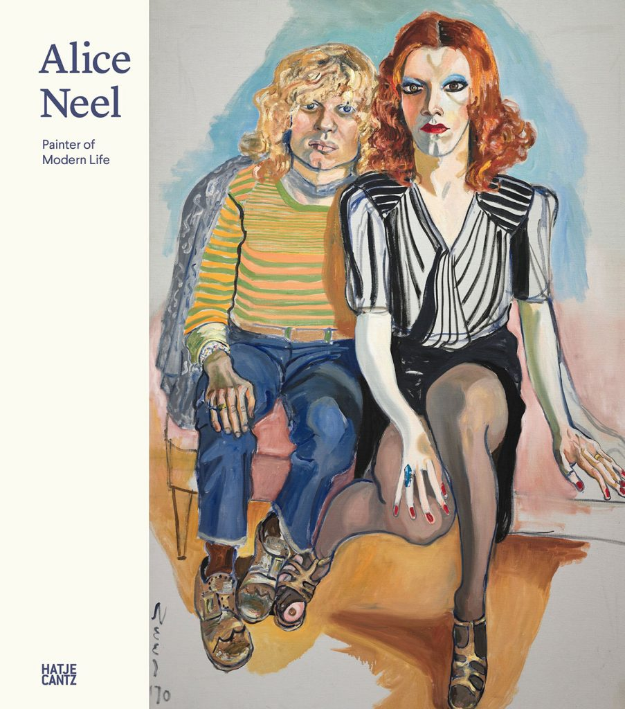 Cover, Painter of Modern Life by Alice Neel
