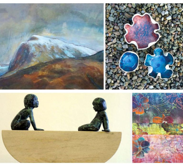 Fortingall Art, Summer Exhibition