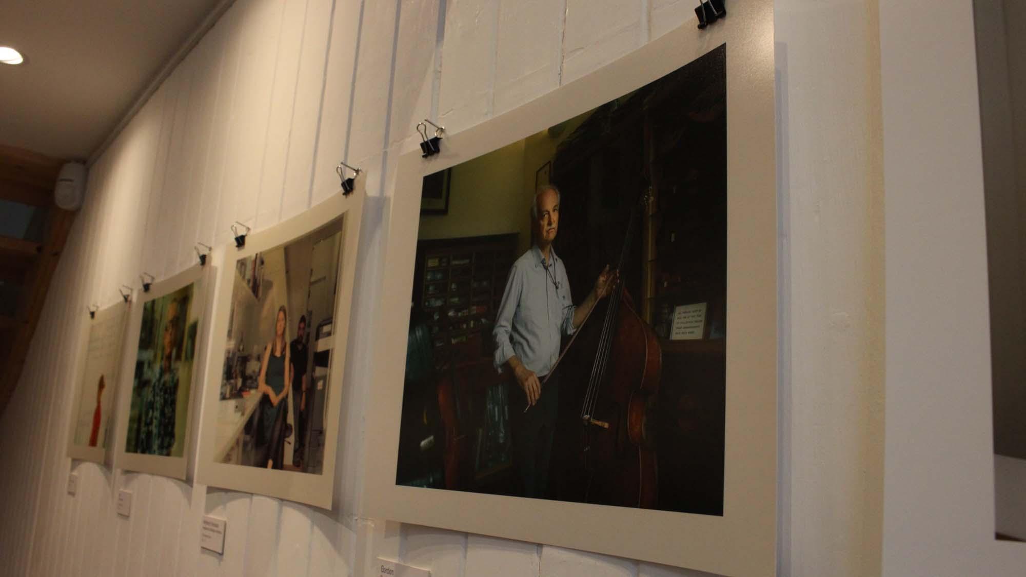 Upright Gallery: Between Bruntsfield and Tollcross by Inzajeano Latif