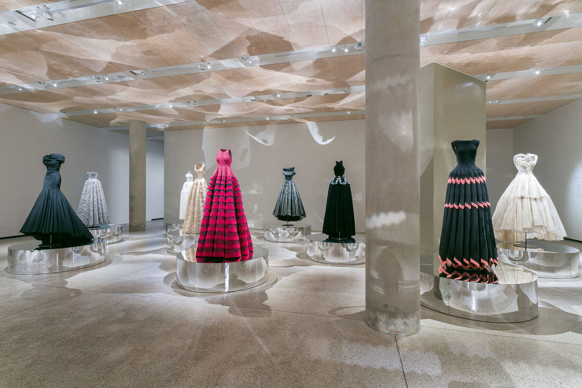 The Design Museum, Azzedine Alaia. Photo credit: Mark Bowler