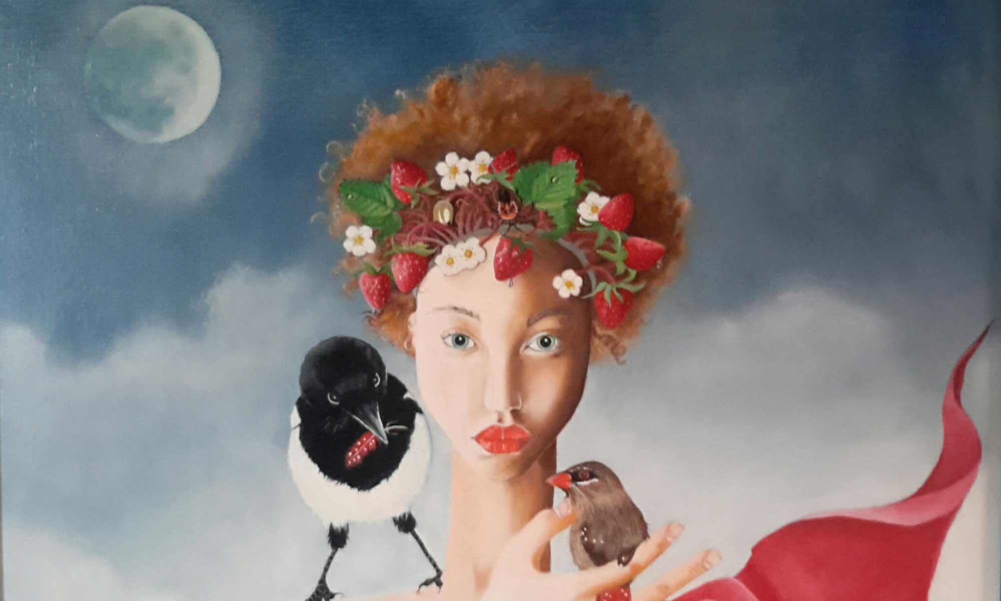 Franzeska Ewart, A Dream of Flying