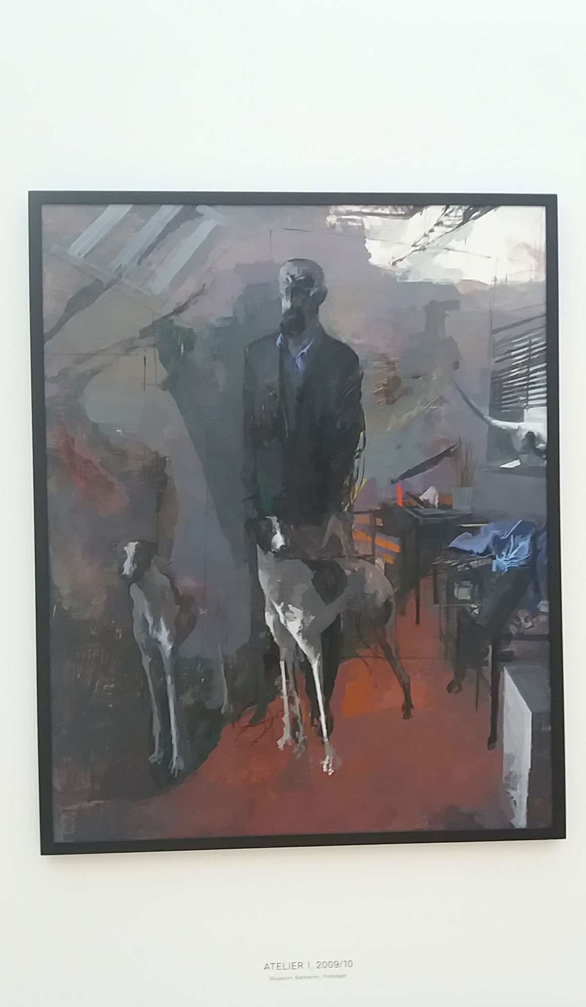Arno Rink, 'Studio', 2009/2010 (Museum of Fine Arts)