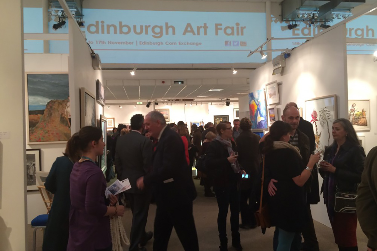 The Edinburgh Art Fair 2018
