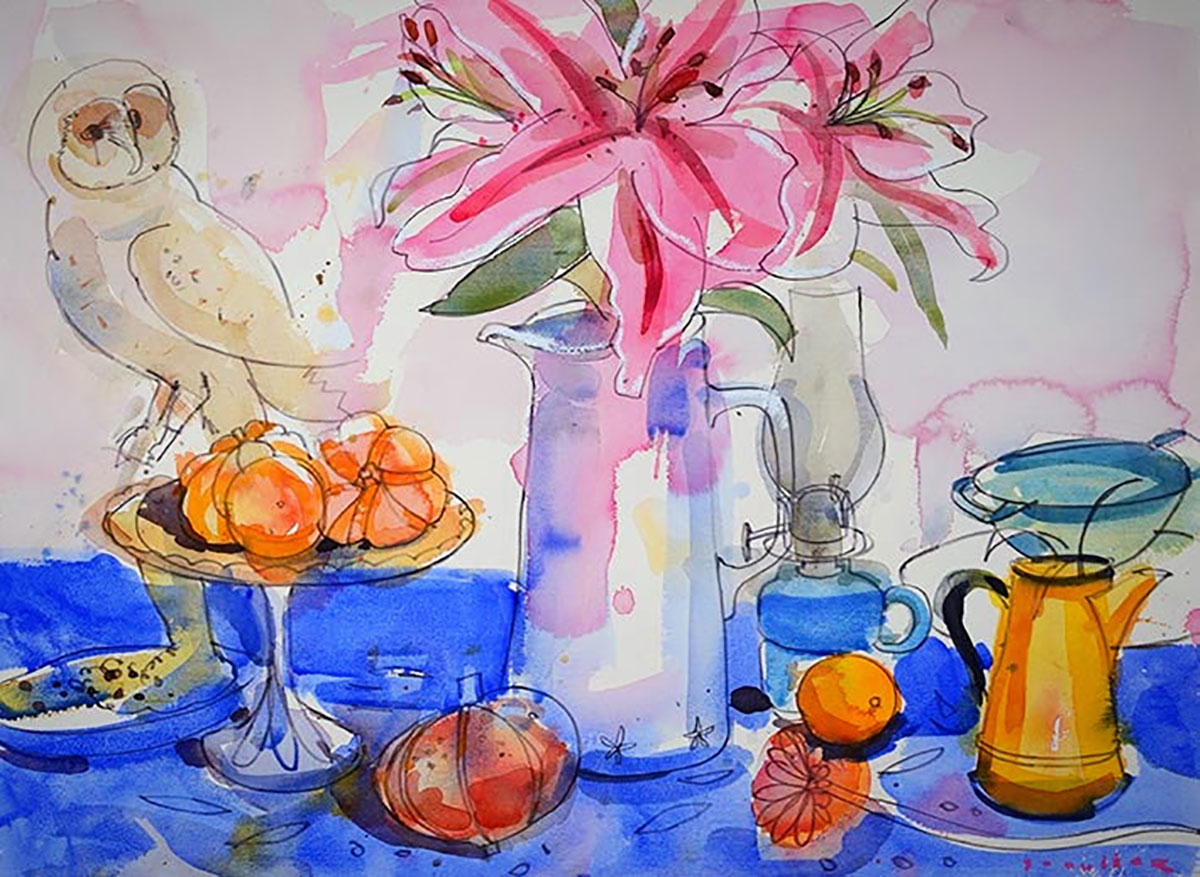 Roger Billcliffe Gallery: Glen Scouller