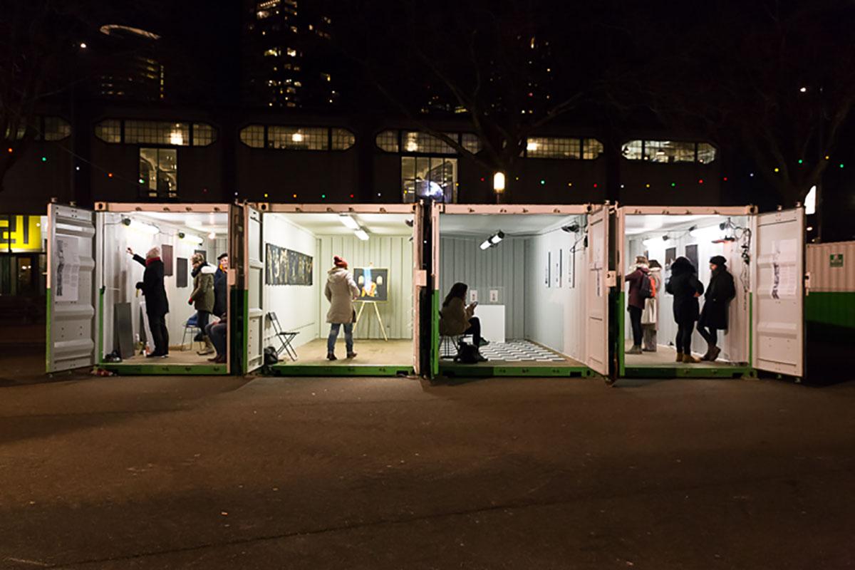 Rotterdam Photo © Jacqueline Fuijkschot