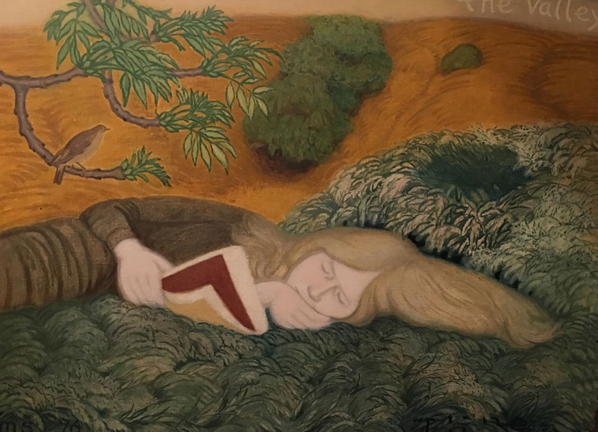 Cyril Gerber Fine Art: Margot Sandeman Solo Exhibition