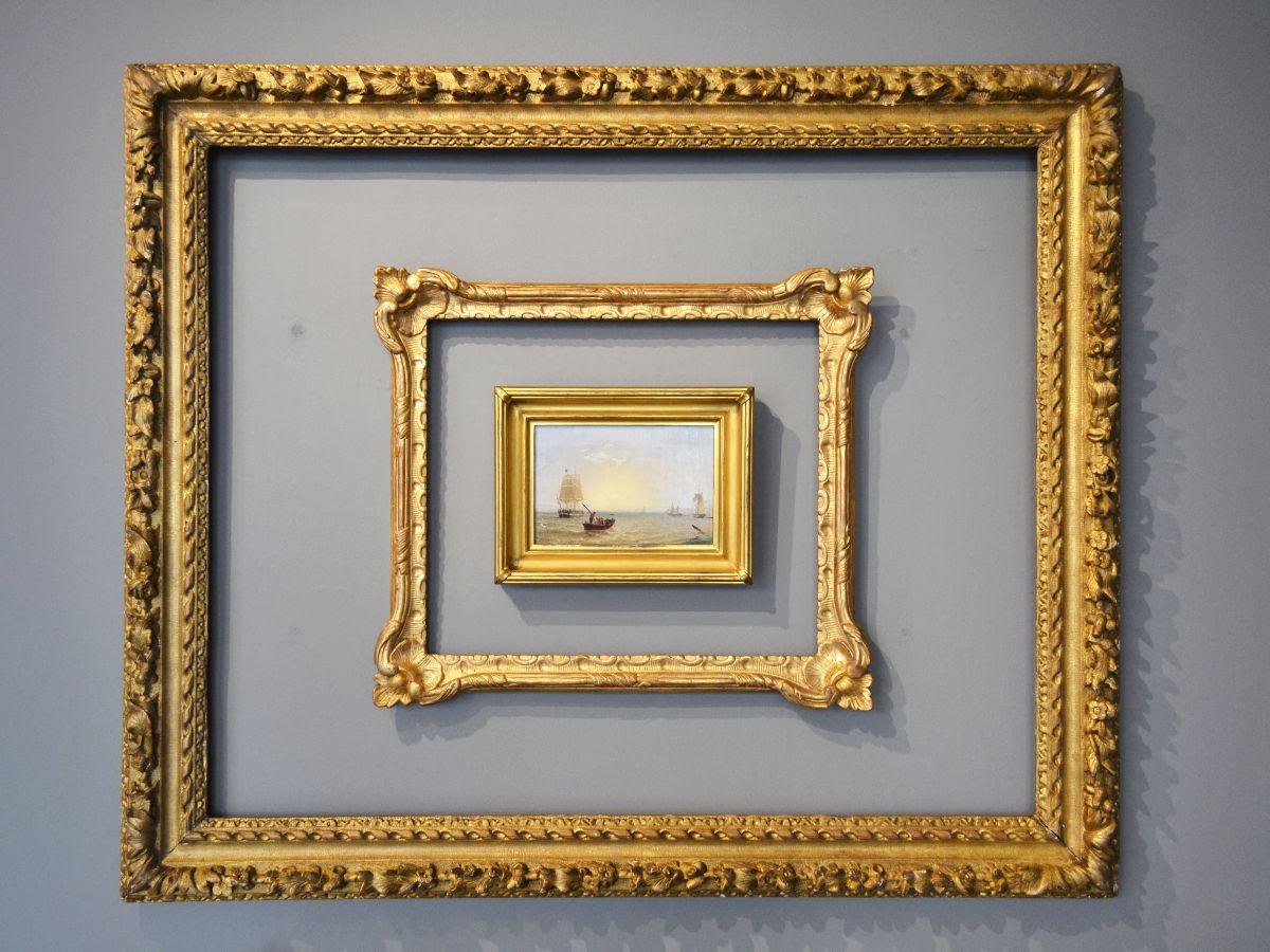 Fine Art Society Edinburgh: In the Frame