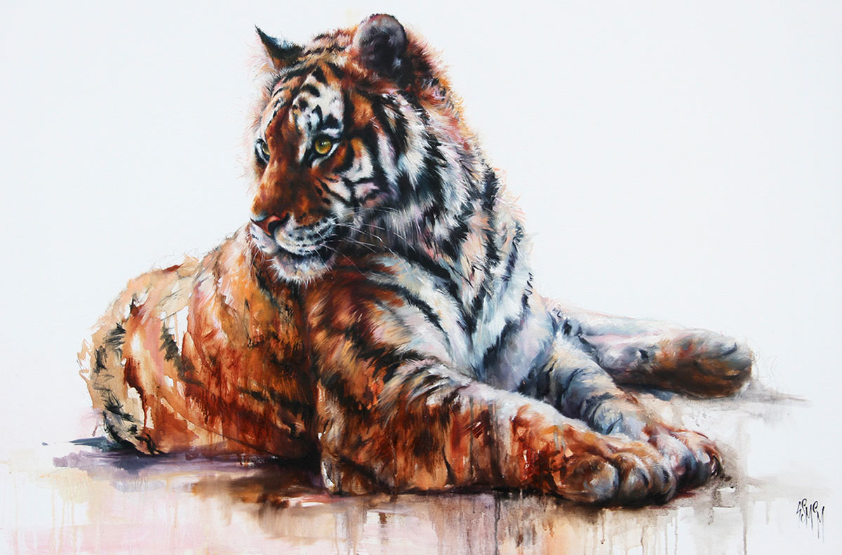 Doubtfire Gallery: Georgina McMaster, Wild