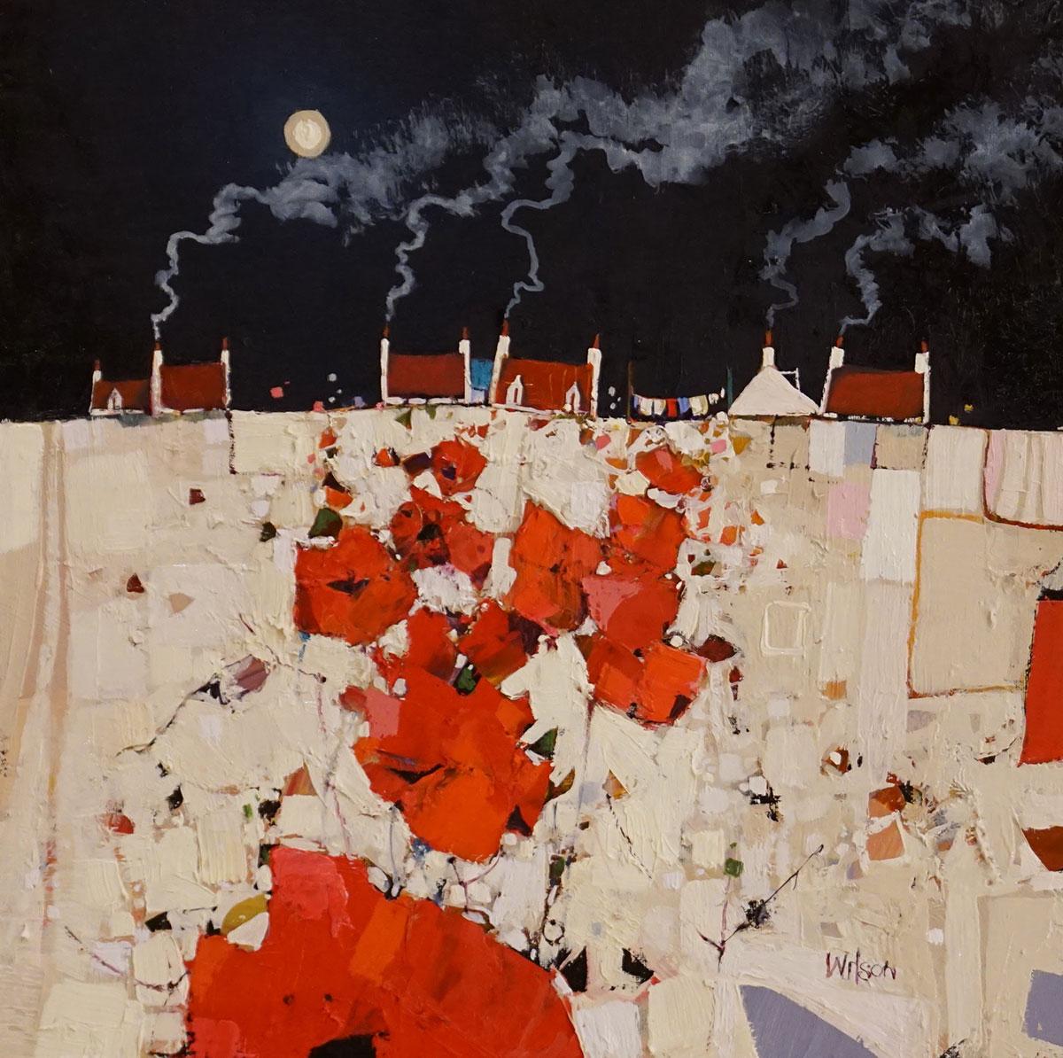 Smithy Gallery: Gordon Wilson, New Paintings