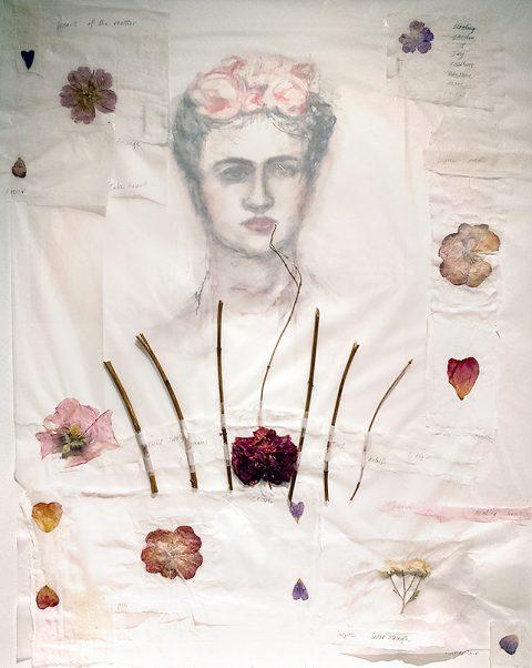 Nicola Weir: [Untitled] (mixed media)