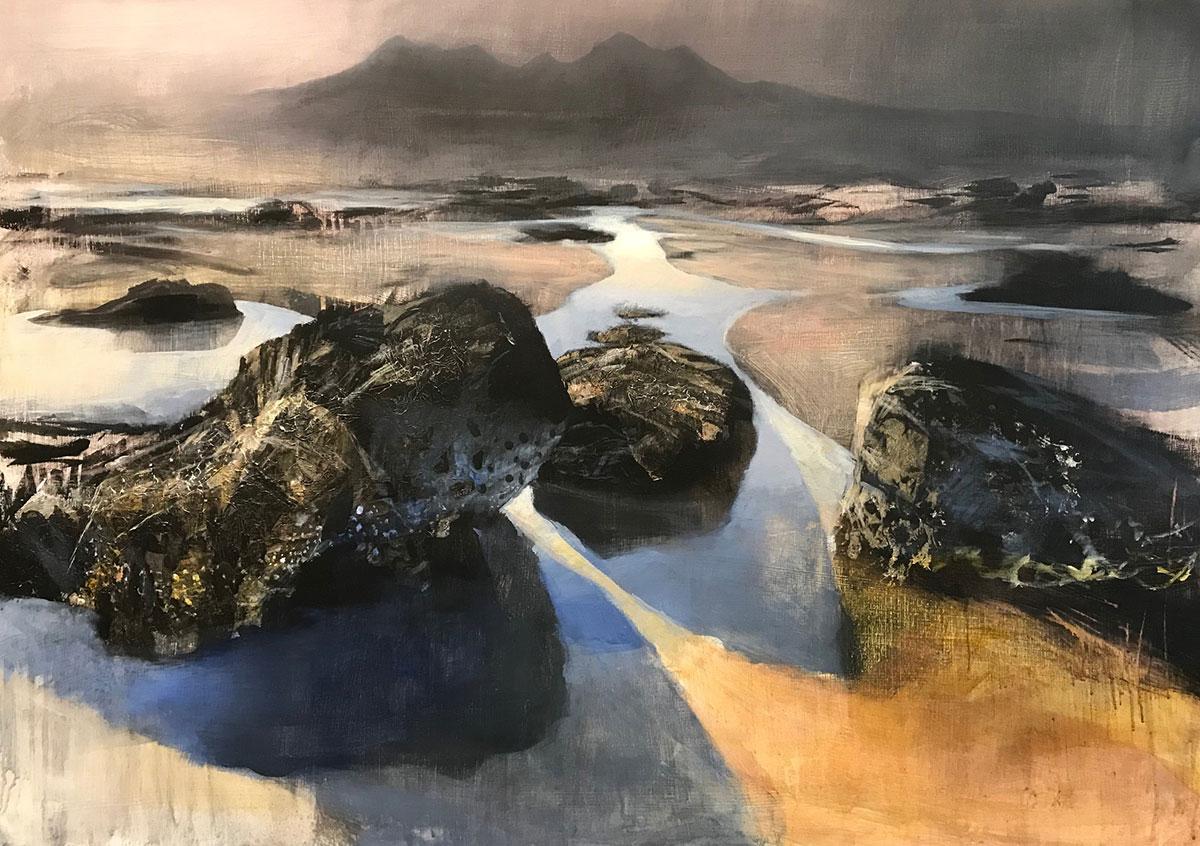 Doubtfire Gallery: Beth Robertson Fiddes, Western Coastlines