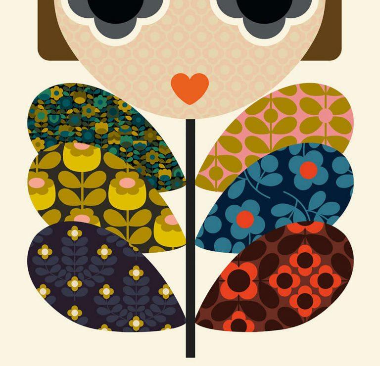Dovecot Studios: Orla Kiely, A Life in Pattern