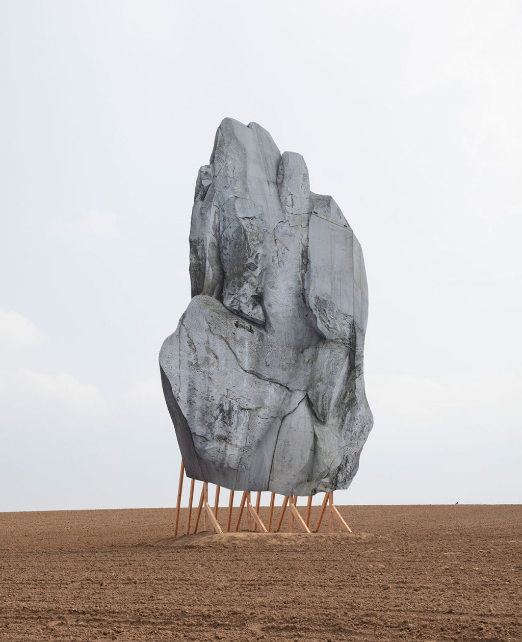 Gijs van Vaerenbergh, 'Windmill'. Photo: Michiel De Cleene