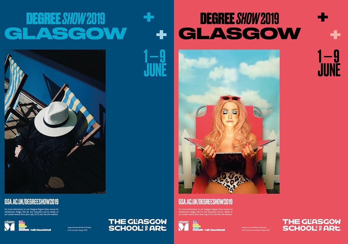 The Glasgow School of Art Degree Show 2019