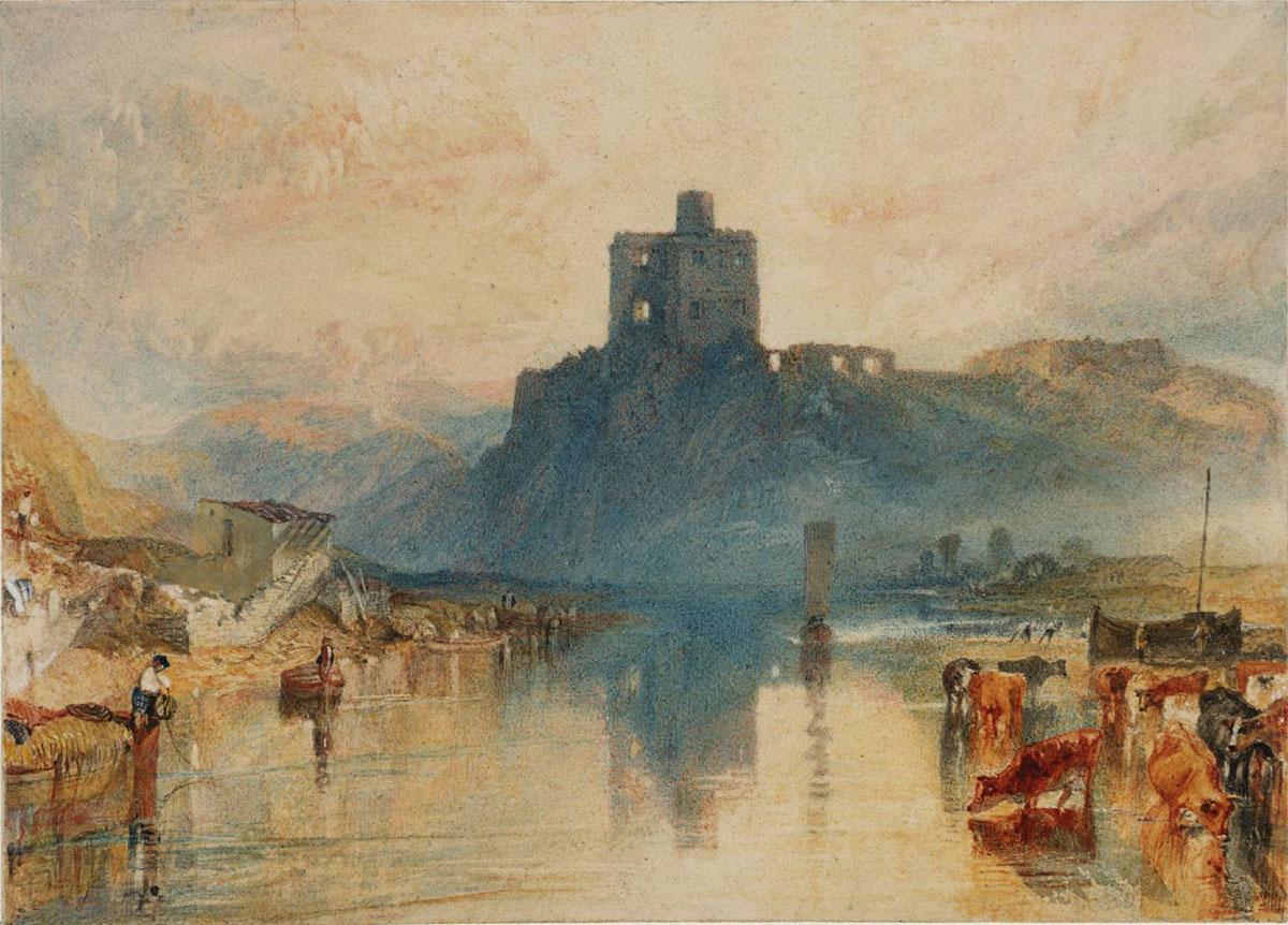Granary Gallery, Berwick-upon-Tweed: Turner, Northern Exposure