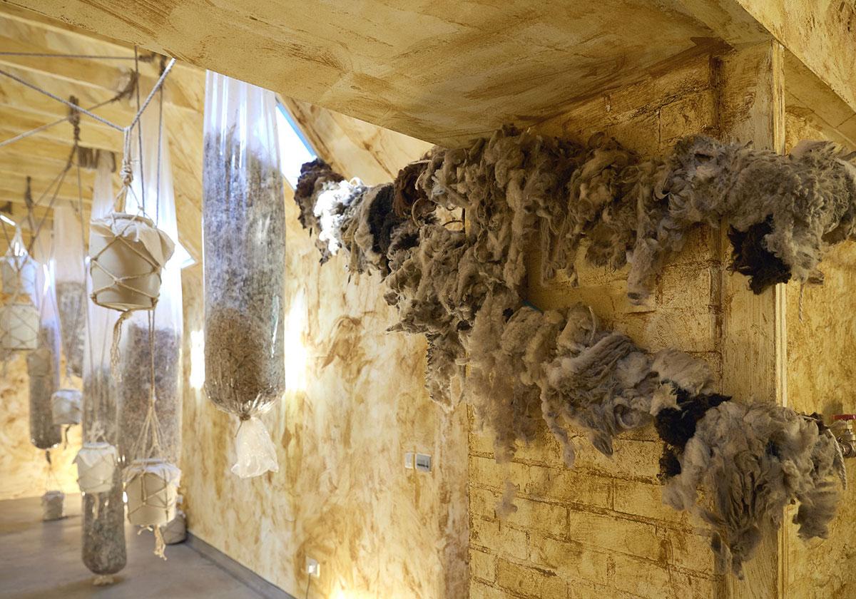 Jupiter Artland, Edinburgh: Daniel Lie, The Negative Years