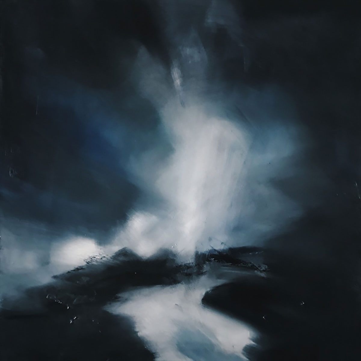 Rhue Art Gallery: Ellis O'Connor: Ascent. New Paintings