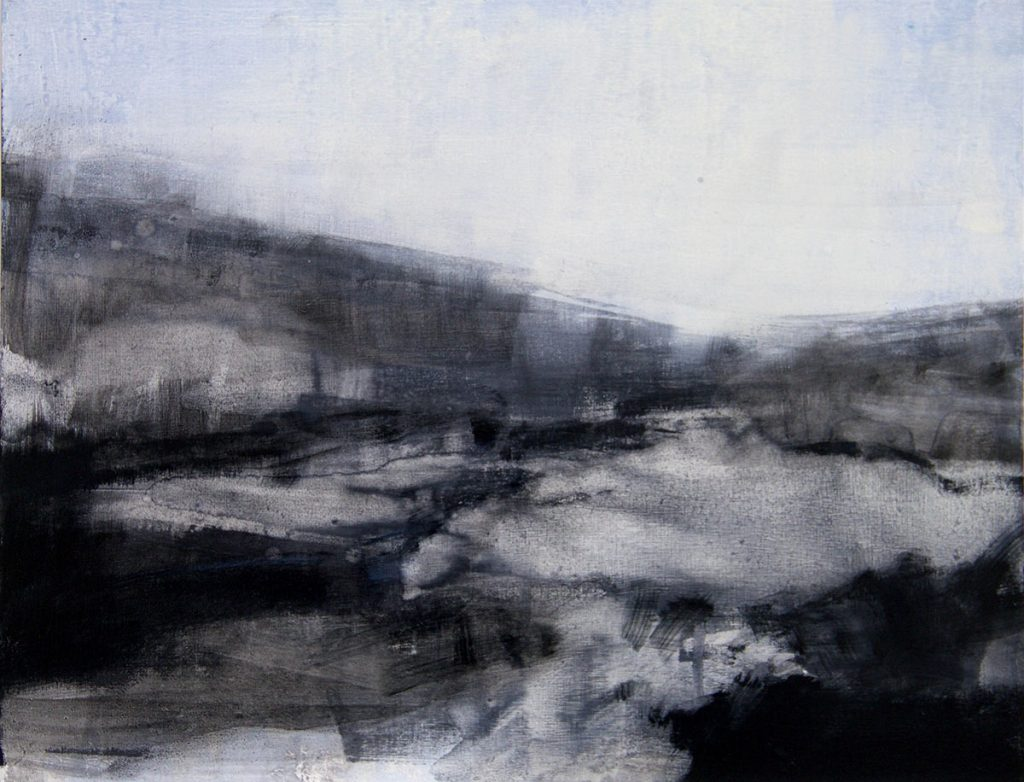 Tatha Gallery, Newport on Tay: Helen Glassford, Immerse