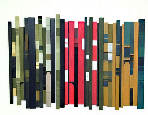 Upright Gallery, Edinburgh: Soosan Danesh: Rhythms, Edinburgh Closes
