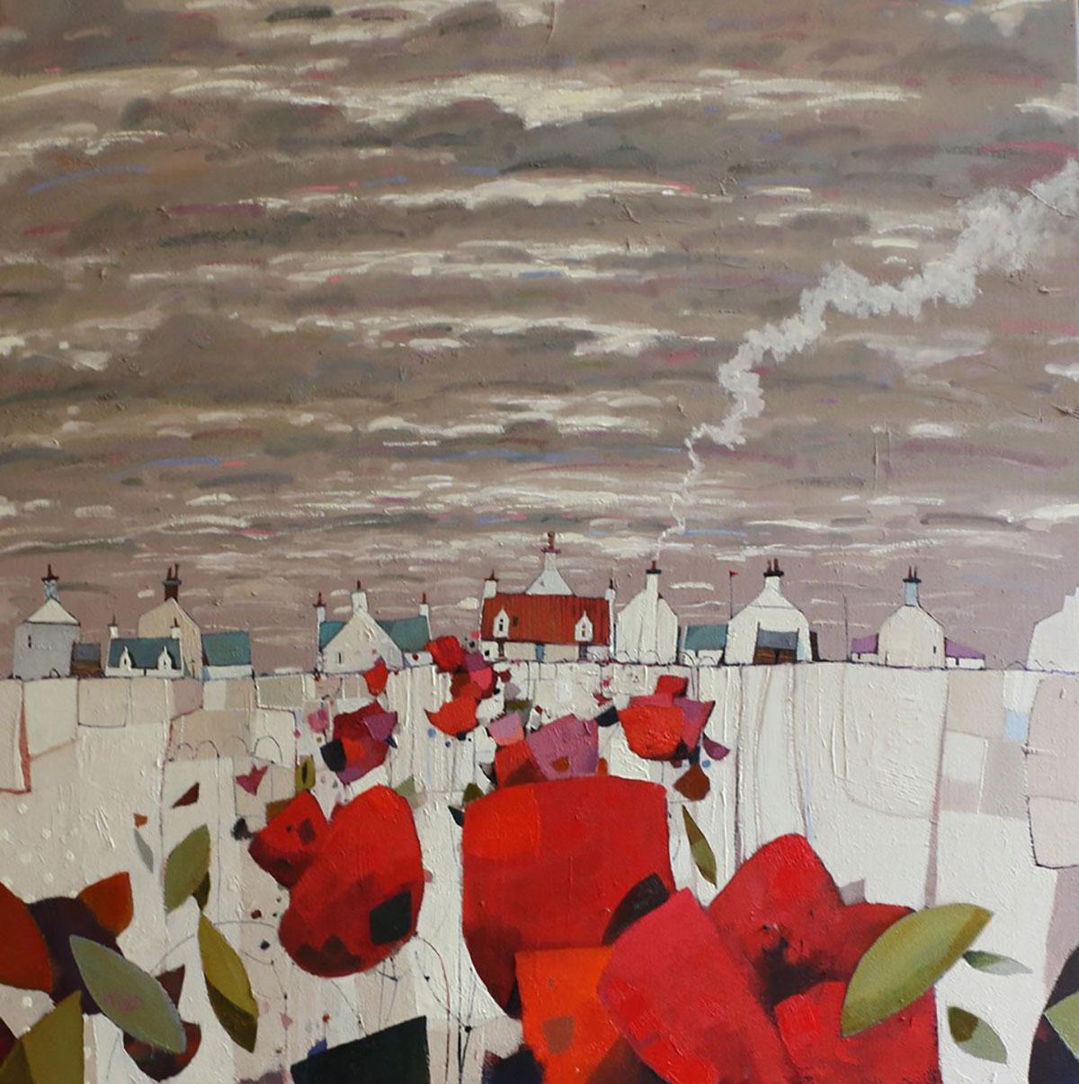 Whitehouse Gallery, Kirkcudbright: Gordon Wilson, Fifteen Years
