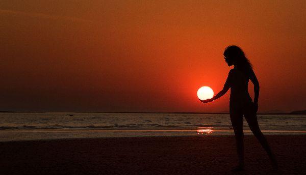 Gavin Macqueen, Sunset Goddess