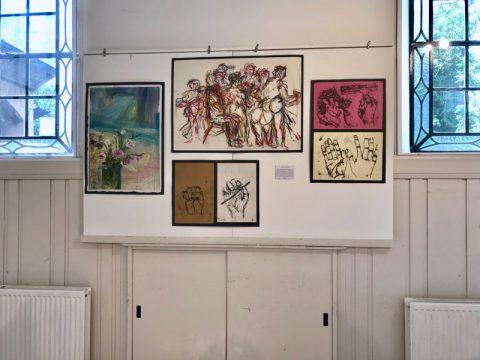 artworks by Rhidian Crichton-Stuart