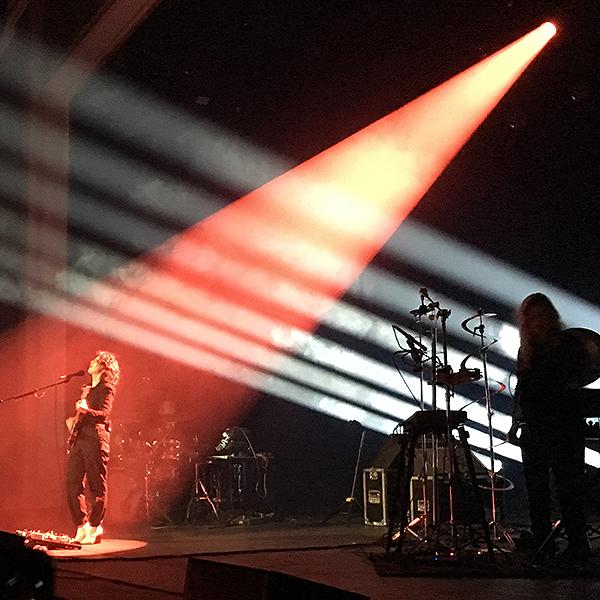 Anna Calvi, Leith Theatre, 11 08 19