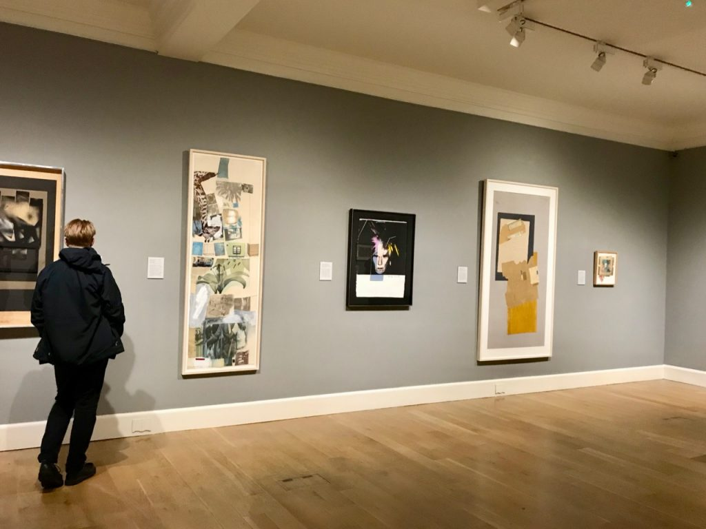 Cut and Paste- 400 Years of Collage at Scottish National Gallery of Modern Art