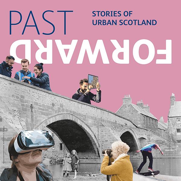 Past Forward, Wasps Studios Glasgow