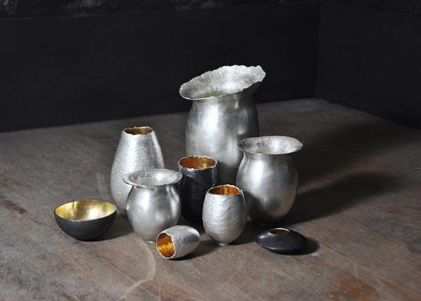 Shimara Carlow - New Silver Vessels