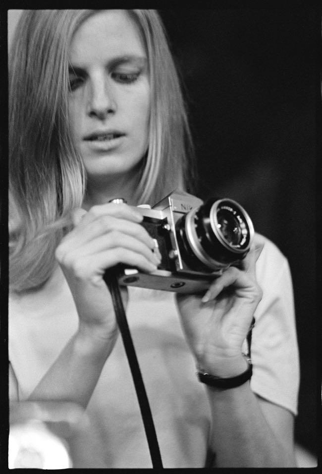 Linda McCartney taken by Eric Clapton, 1967