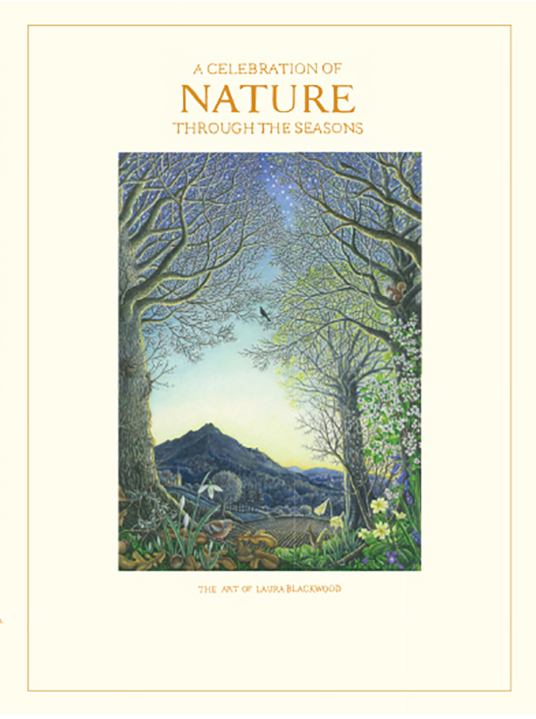 Cover, A Celebration of Nature Through the Seasons