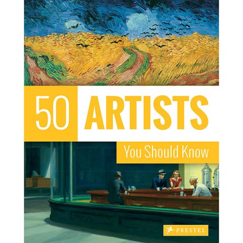 50 Artists You Should Know von Thomas Koester