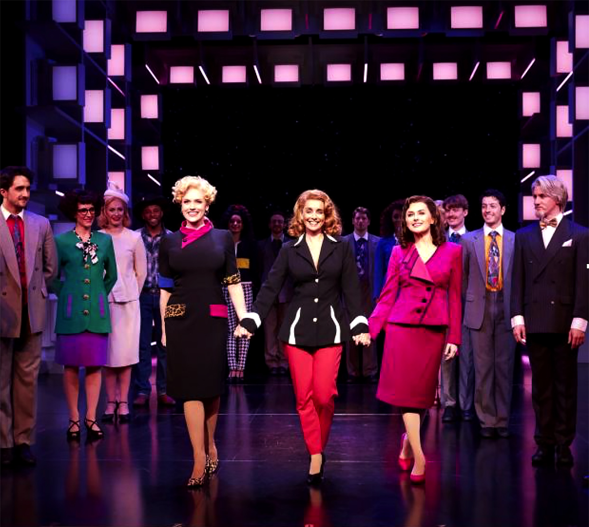 9 to 5, Kings Theatre Glasgow