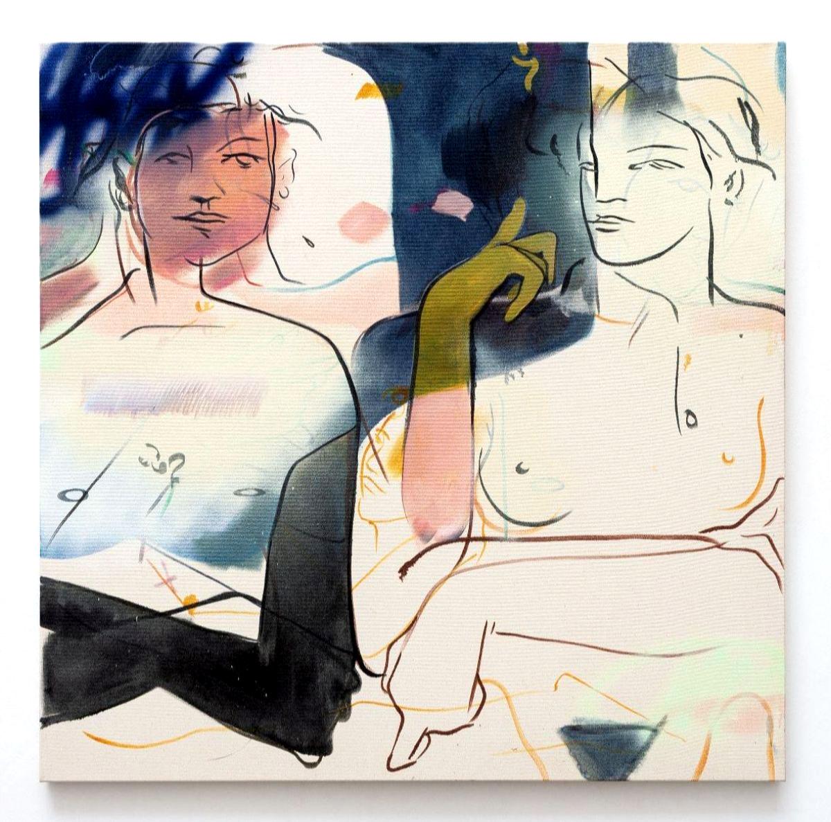France-Lise McGurn, Lead Bellies, 2018