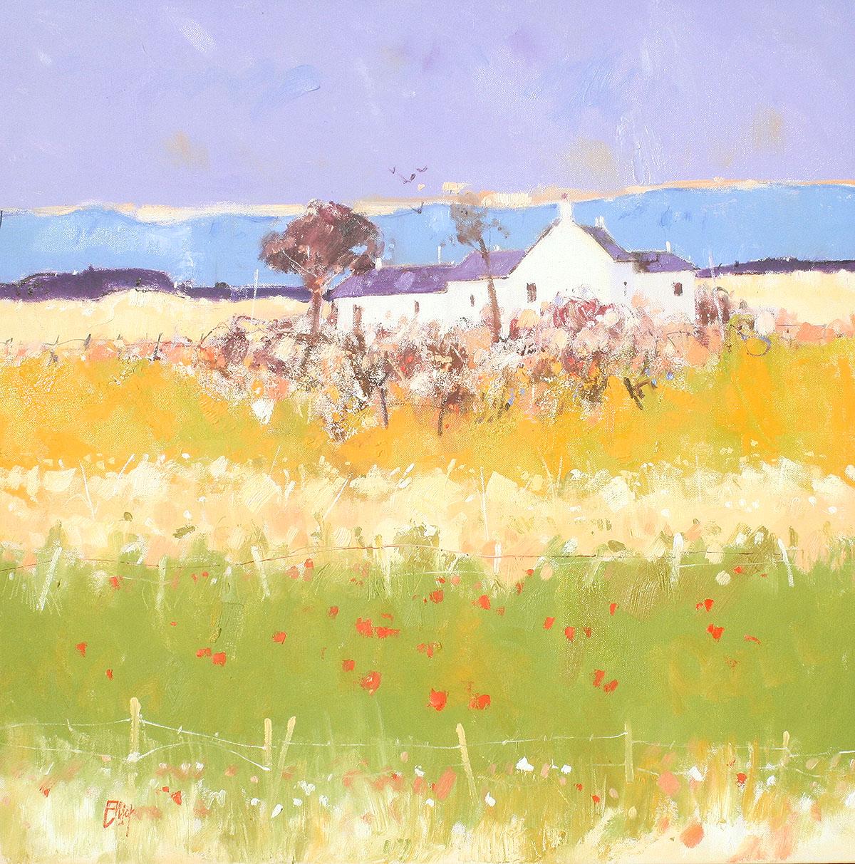 Ian Elliot, 'Morning Fresh, Ayrshire'