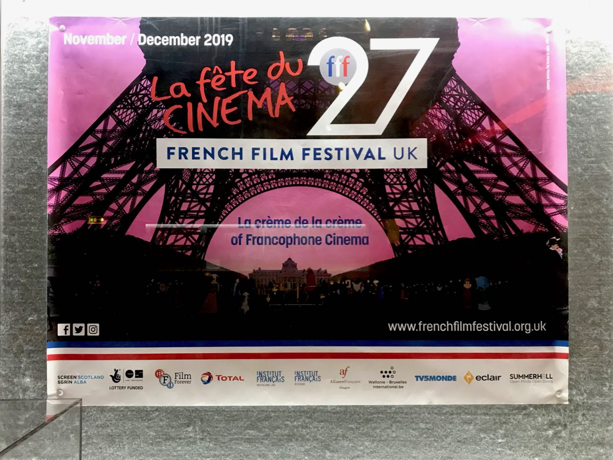 27th French Film Festival Edinburgh launch