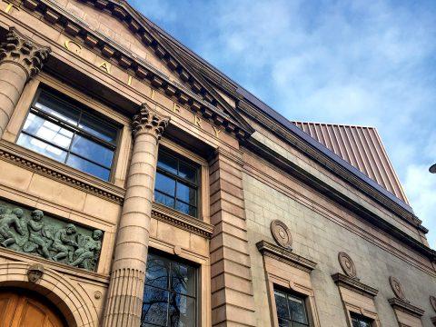 Aberdeen Art Gallery Exterior © Aberdeen City Cou… & Museums)