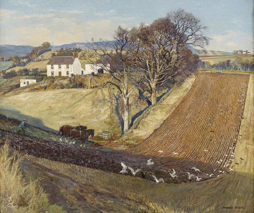 McIntosh Patrick - December-Ploughing