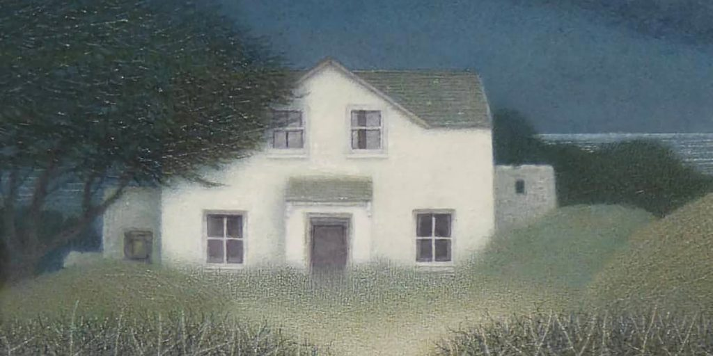 Daphne Hurn, Lost House