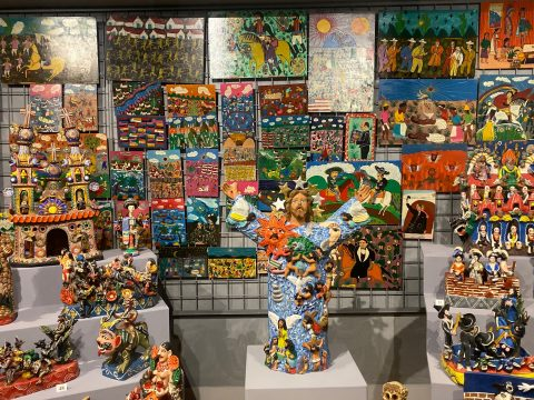 A dazzling display of Mexican folk art in MAAOA