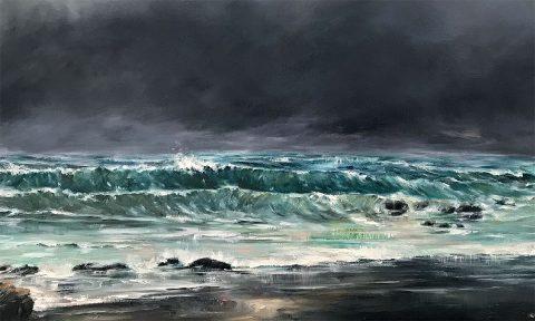 Senja Brendon, Land Sea and Sky