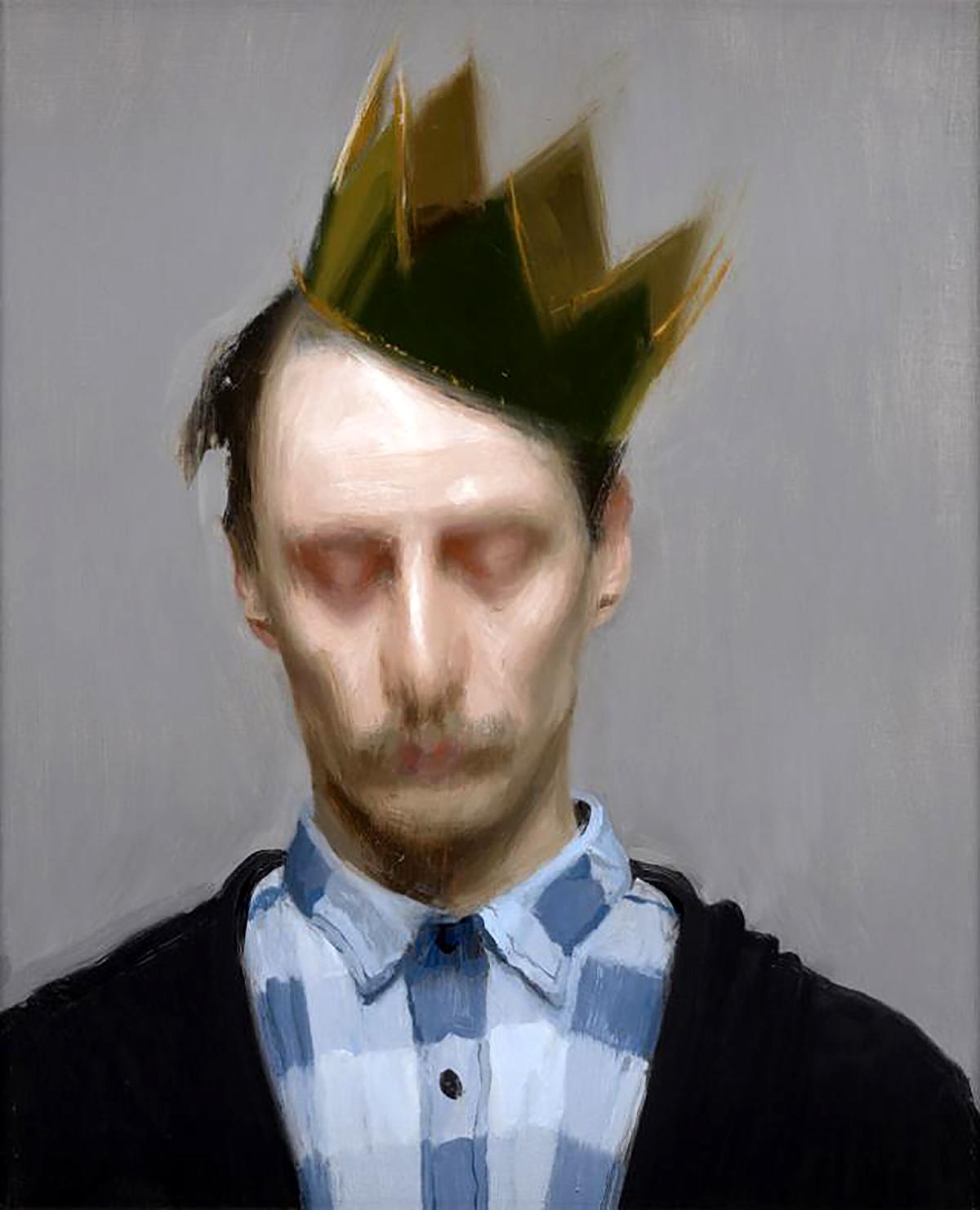 Carl-Martin Sandvald - The Crown