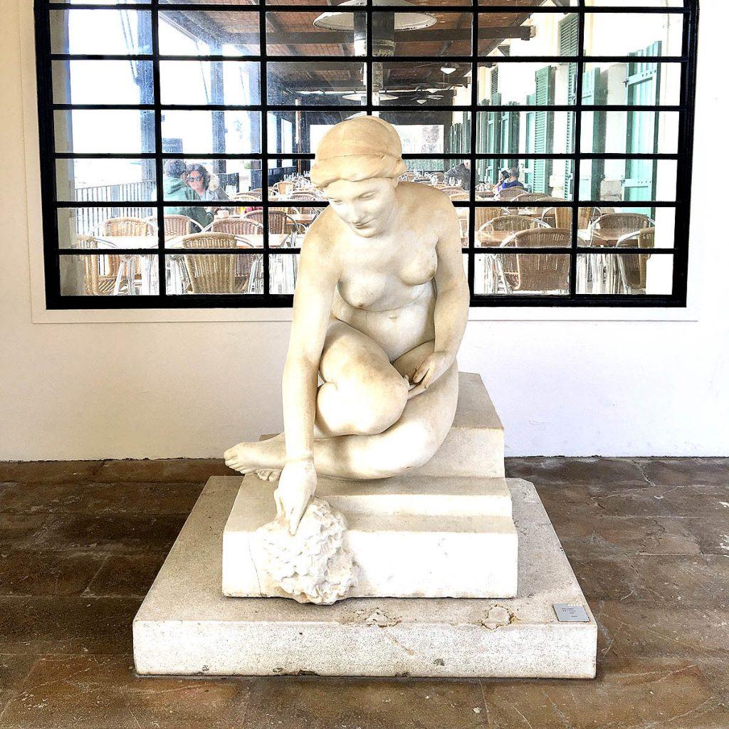 Sculpture Garden, Museum Pau Casals, El Vendrell
