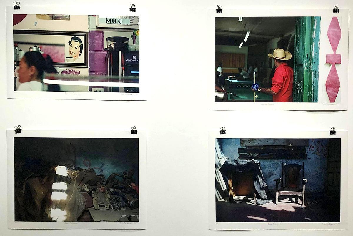Columbian photographs - Michael Wildman