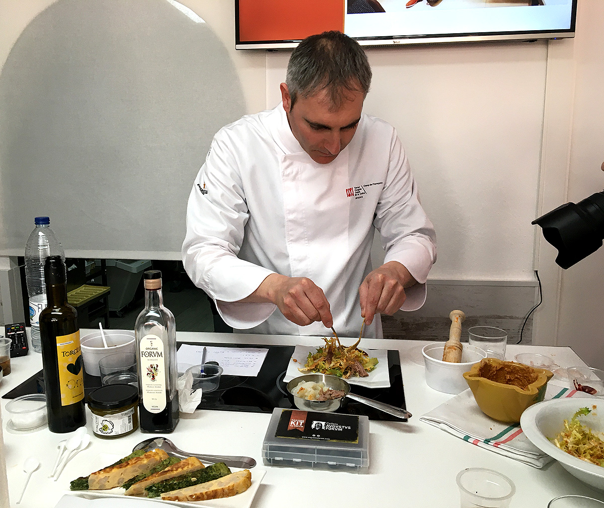 Jordi Guillem shows us his way with Xlota
