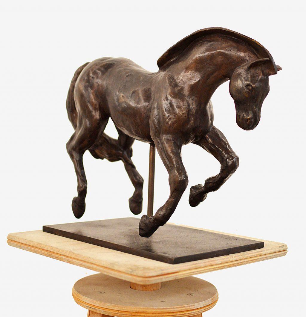Joyce Campbell - Prancing Horse