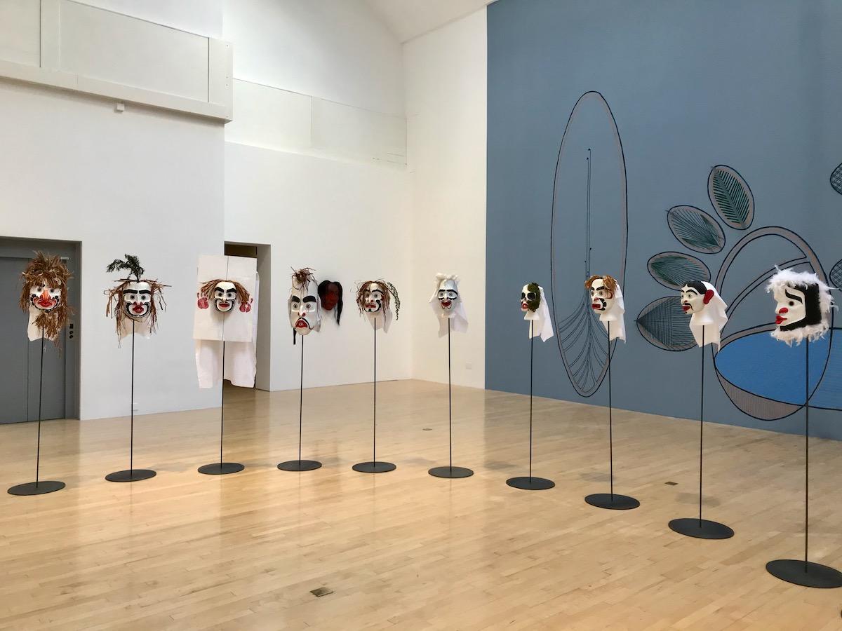 Alan Hunt Atlakim Masks 2019