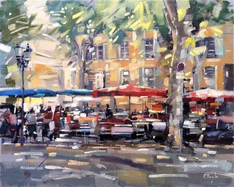 Peter Foyle - Summer Light Provence